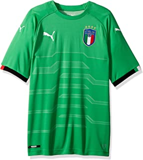 PUMA Men's FIGC Italia Goalkeeper Shirt Replica