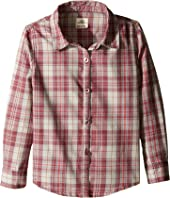 O'Neill Kids - Blake Long Sleeve Button Down (Little Kids/Big Kids)