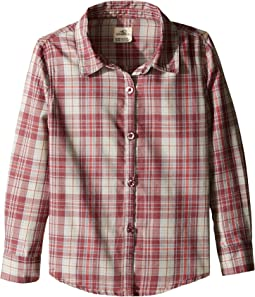 Blake Long Sleeve Button Down (Little Kids/Big Kids)