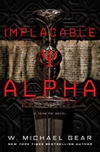 Implacable Alpha (Team Psi Book 2)