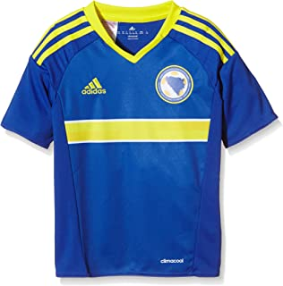 adidas Performance Boys Bosnia and Herzegovina 15/16 Home Soccer Jersey