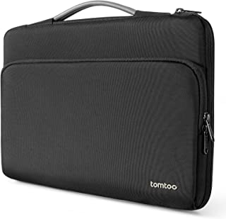 tomtoc Recycled Laptop Case for 15.6 inch Acer Aspire 5 Slim Laptop, 15.6 HP Pavilion, 15.6 Inch ASUS ROG Zephyrus, 2020 N...