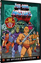 Best of He-Man & The Masters of the Universe [Reino Unido] [DVD]