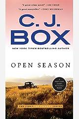 Open Season (A Joe Pickett Novel Book 1) Kindle Edition