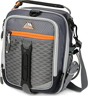 Arctic Zone 44-69173-00-08 Pro High Performance Dual Compartment Insulated Lunch Pack, Gray