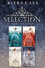 The Selection Series 4-Book Collection: The Selection, The Elite, The One, The Heir Kindle Edition
