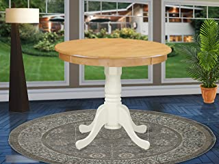 East West Furniture Antique Dining Table, 36