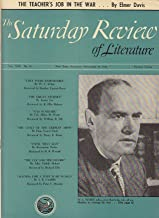 Saturday Review of Literature September 12, 1942