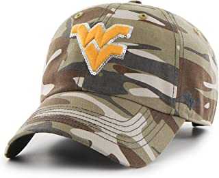 NCAA Women's Sparkle Camo Clean Up Adjustable Hat