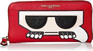 Karl Lagerfeld Paris Women's Maybelle Zip Around Wallet