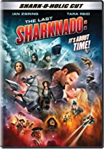 LAST SHARKNADO, THE: IT'S ABOUT TIME