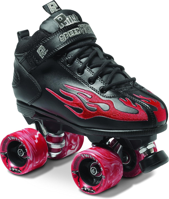 Sure-Grip Red Raider Roller Skates