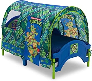 Delta Children Toddler Tent Bed, Nickelodeon Teenage Mutant Ninja Turtles