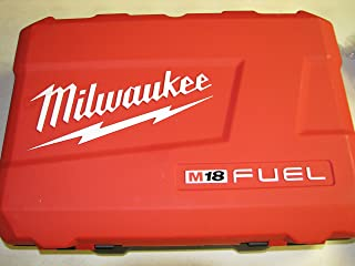 Milwaukee Heavy Duty Tool Case: Fits 2720-22; 2720-21; 2720-20 M18 Fuel Sawzall Reciprocating Saw (Tool Case Only)