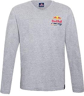38ded3bb0d853 T-shirt manga longa Red Bull Racing logo