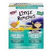Little Remedies Day/Night Gripe Water   Safe For Newborns   7 FL OZ