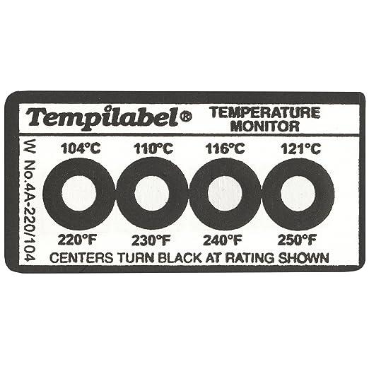 Tempilstik Temperature Indicators 3 Pack Tempil