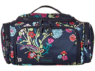 Vera Bradley ReActive Large Travel Cosmetic (Itsy Ditsy Floral) Wallet