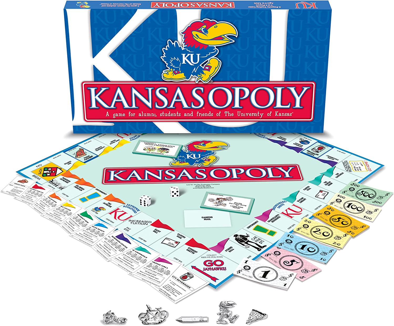 Late for the Sky University of Kansas, Kansasopoly