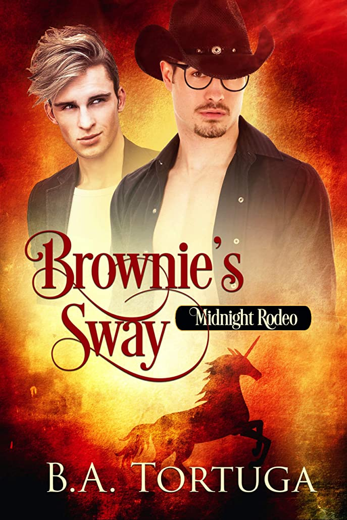雹見つけたつまらないBrownie's Sway (Midnight Rodeo Book 10) (English Edition)