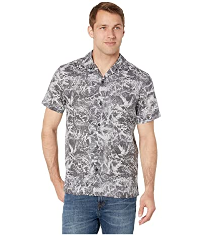 Prana Keilyr Camp Shirt (Granite Foliage) Men
