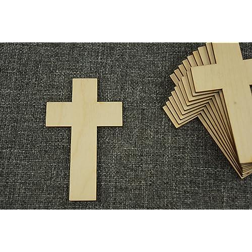 Wooden Crosses Amazoncouk