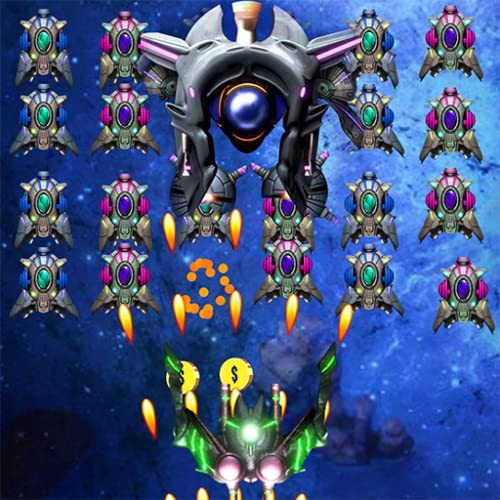 Galaxy Shooter- Infinite War