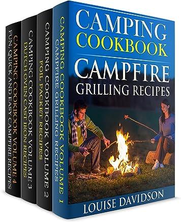 Camping Cookbook: Foil Packet Recipes Vol. 2