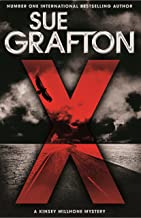 X (Kinsey Millhone Alphabet series Book 24) (English Edition)