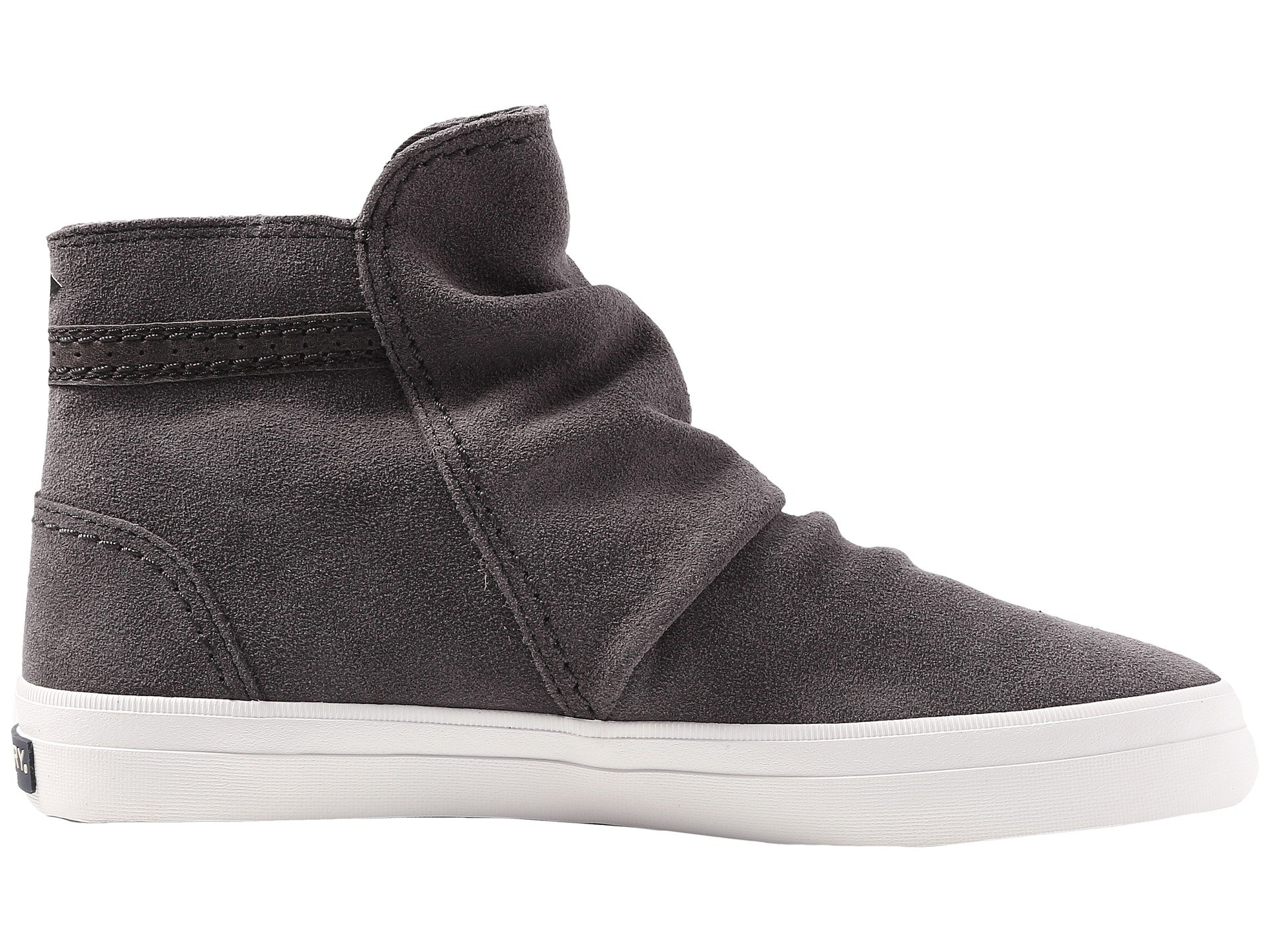 Sperry Crest Zone Waterproof Suede At Zappos Com