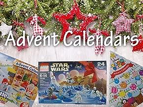 Clip: Advent Calendars