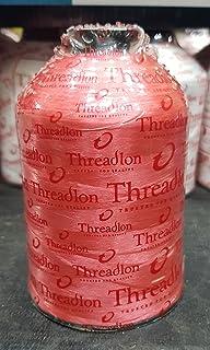 Threadlon Nylon Thread for Industrial Bag Closing Machine (2000 m, Red)