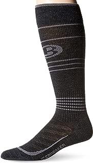 Icebreaker Merino Running Ultralight Cushion Compression Over The Calf Socks, Breathable, Odor Resistant, Merino Wool
