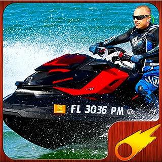 Driver Speedboat Jet Ski Motorboat Racing Paradise