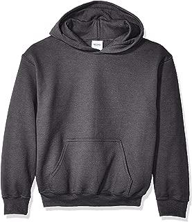 Gildan Unisex-Child Girls Hooded Youth Sweatshirt Long Sleeve Hooded Sweatshirt