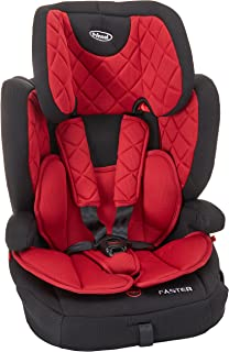Prinsel 7229 A Autoasiento Faster, color Rojo, 1 Cuenta