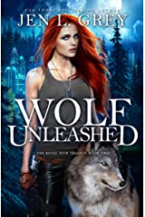 Wolf Unleashed (The Royal Heir Book 2) Kindle Edition