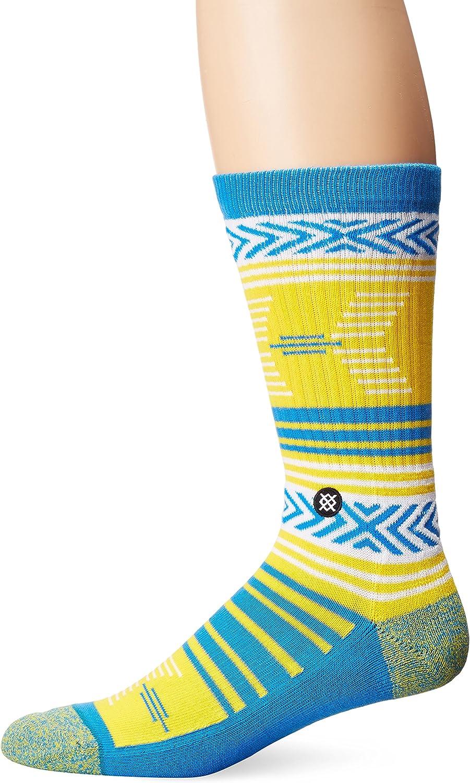Stance Men's Mazed Ucla Socks,Large,Blue