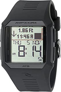 Rip Curl Rifles Waterproof Digital Tide Watch