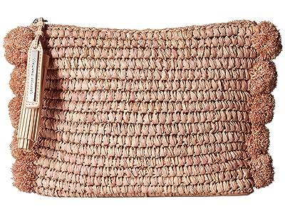 Loeffler Randall Tassel Pouch (Ballet) Clutch Handbags