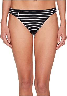 Polo Ralph Lauren - Resort Stripes Taylor Hipster Bikini Bottom