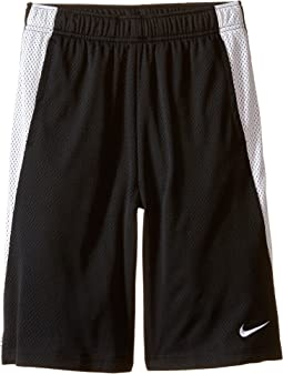 YA Monster Mesh Shorts (Little Kids/Big Kids)