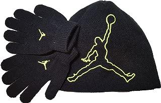 Nike Air Jordan Jumpman Beanie & Gloves Set