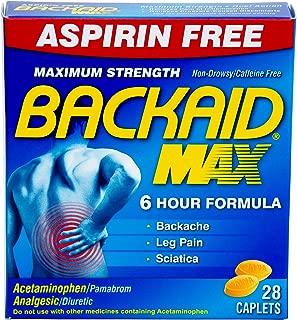Best back aid pills Reviews
