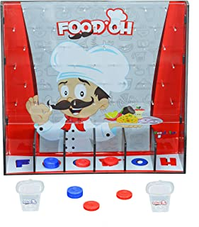 Food'oh Food Concoction Game - Hoopla Toys - Fun Family Game Night for Kids, Teens, & Adults