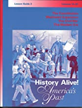 History Alive! America's Past - Lesson Guide 2 - Lessons 14-20