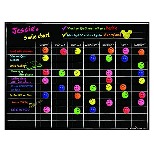 Children's Chore Chart: Amazon.com