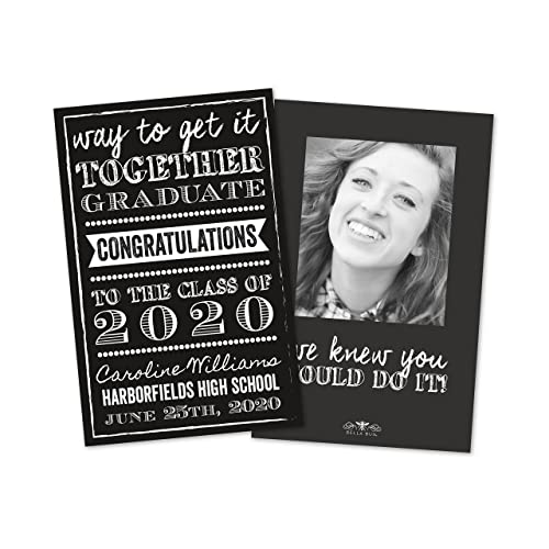 High School Graduation Announcements 2020.Graduation Announcements Amazon Com