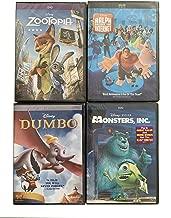 Zootopia-Monsters, Inc.-Dumbo-RALPH BREAKS THE INTERNET