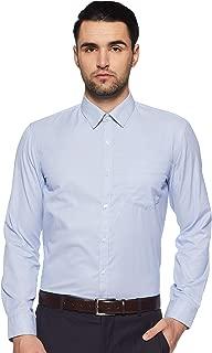 John Miller Men's Striped Slim Fit Formal Shirt